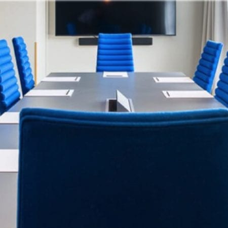 Meeting and conference table